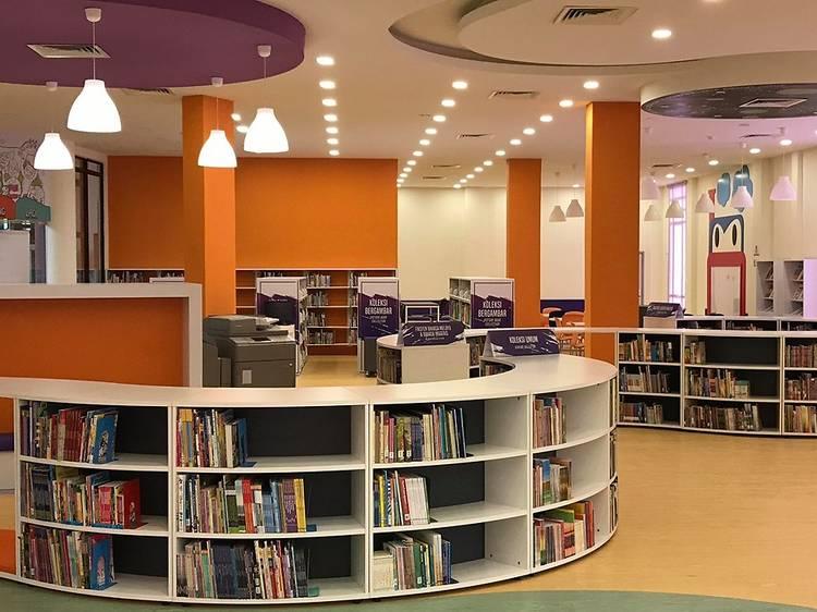 KL Library (TTDI branch)