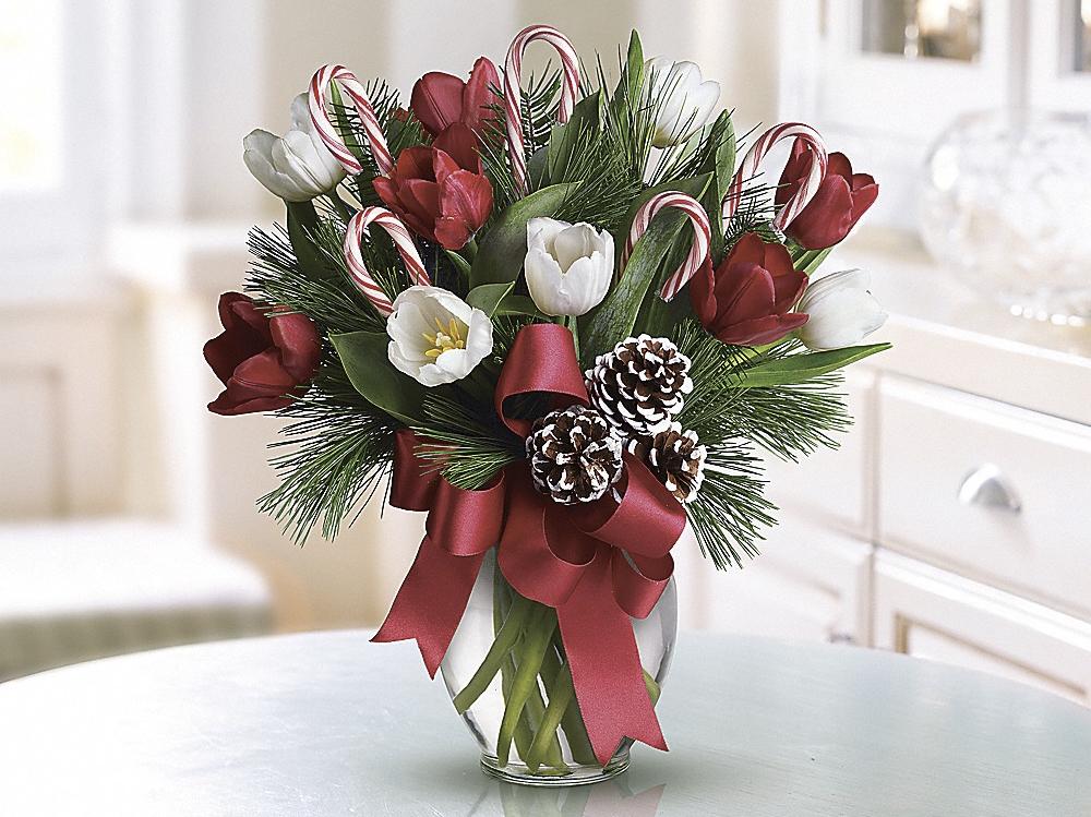 Madison Avenue Florist Christmas flowers