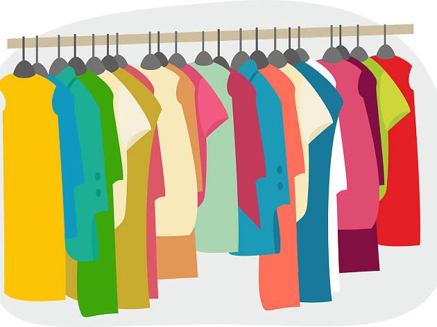 Fat Positive Clothes Swap