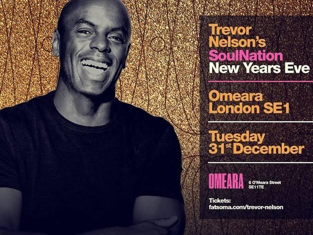 Trevor Nelson Soul Nation New Years Eve 2019