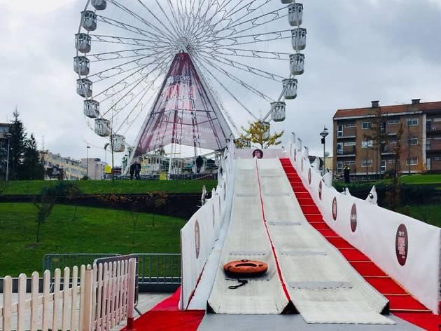 Praça de Natal Jogos Santa Casa