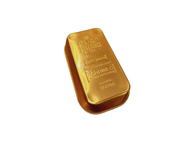 Sardinhas de Ouro