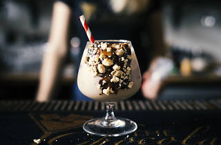 The Chocolate Cocktail Club