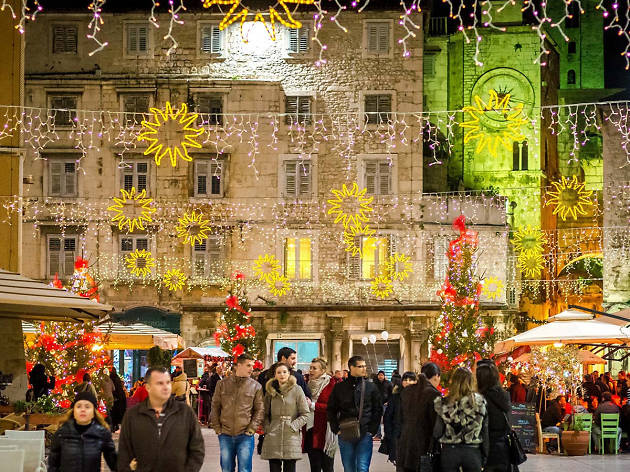 Advent in Split