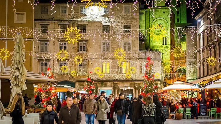 Advent in Split