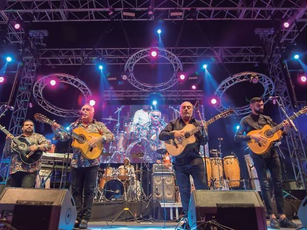 André Reyes's Gipsy Kings