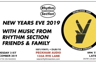 Rhythm Section New Years Eve 2019