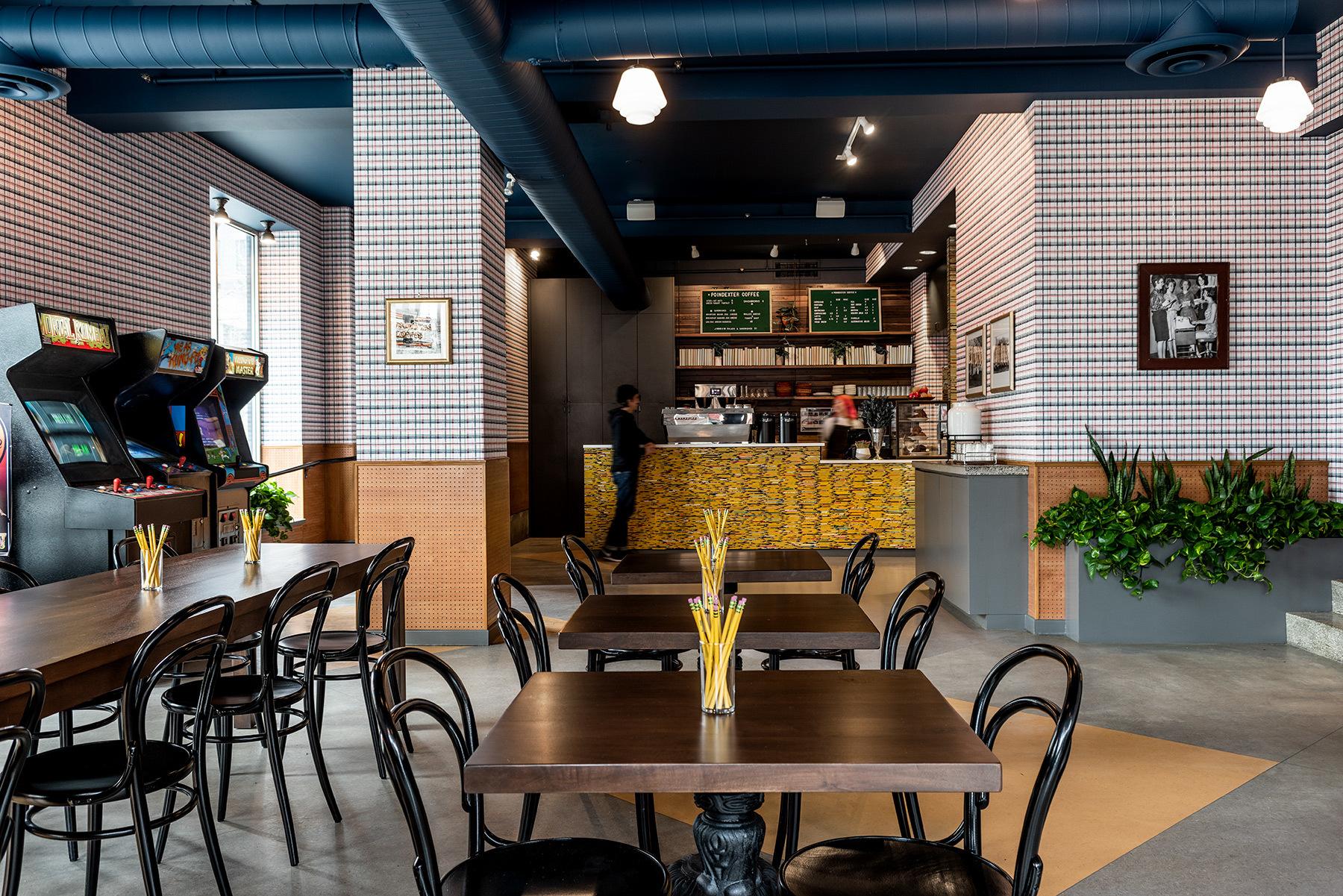 Poindexter Coffee, Graduate Hotel