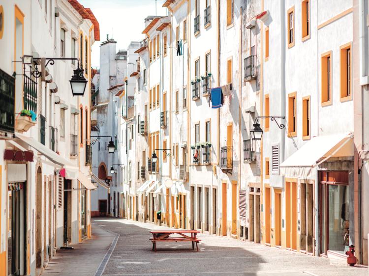 Évora (Portugal): El secreto lusitano