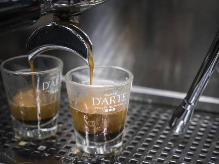 Caffé D'arte