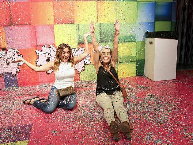 Candytopia is Miami's next sugar-fueled Instagram playground