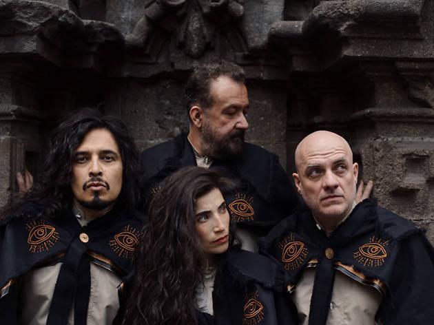 Gran Sur presenta concierto en streaming desde el Foro del Tejedor