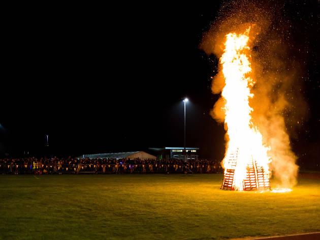 Brunel University London Fireworks Night