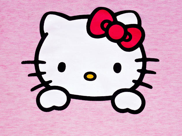 Hello Kitty Pop-Up