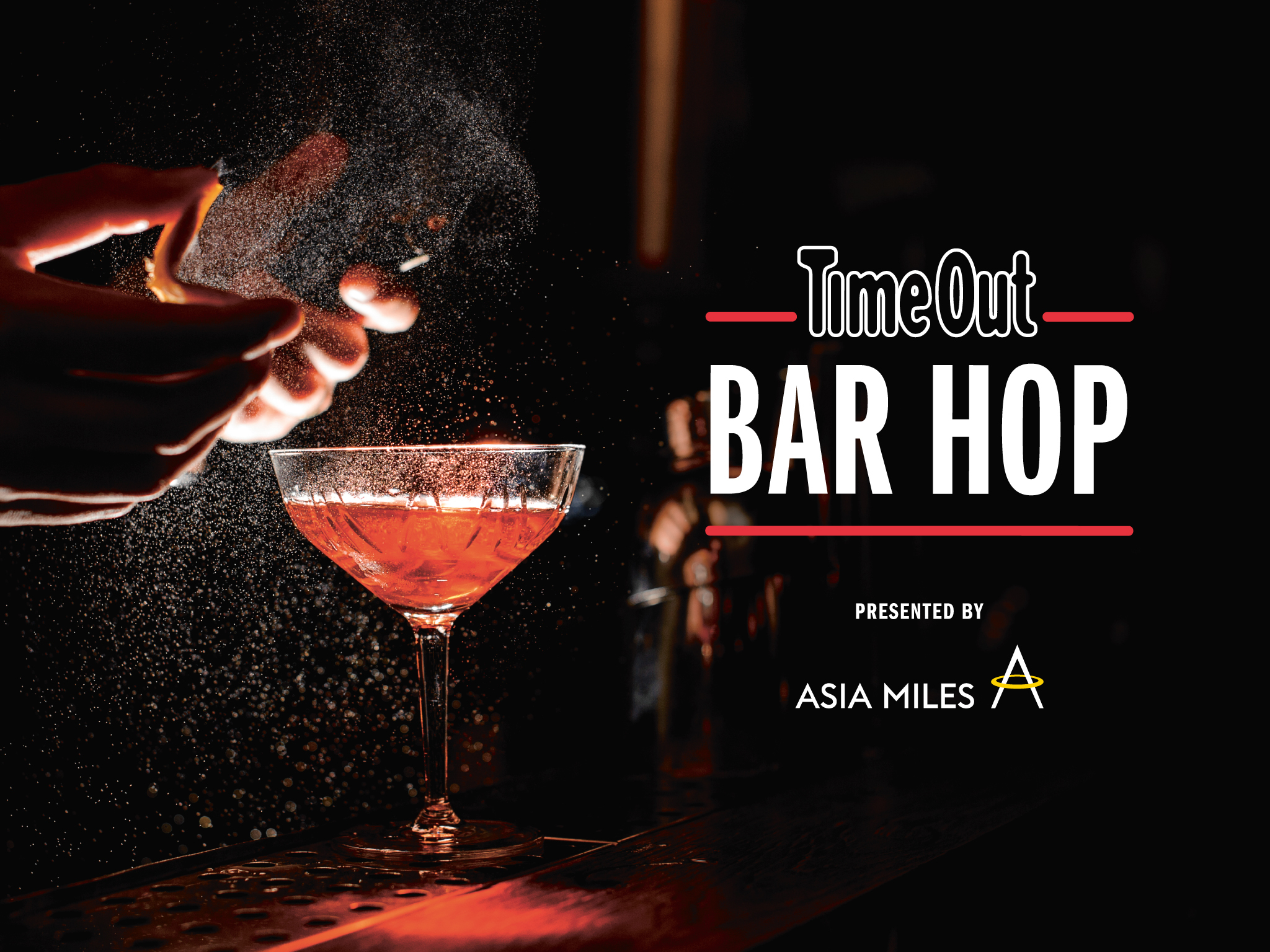 Time Out Bar Hop