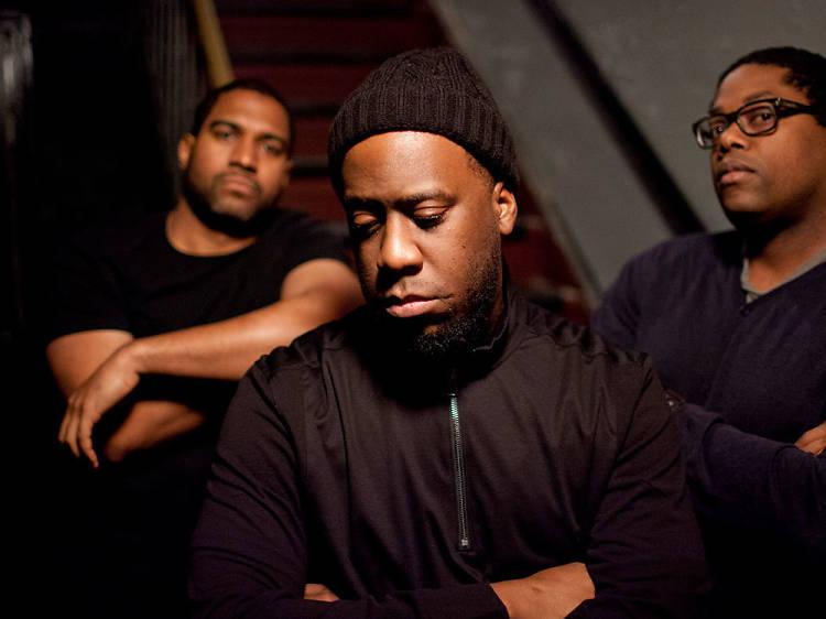 Robert Glasper Trio with DJ Sundance