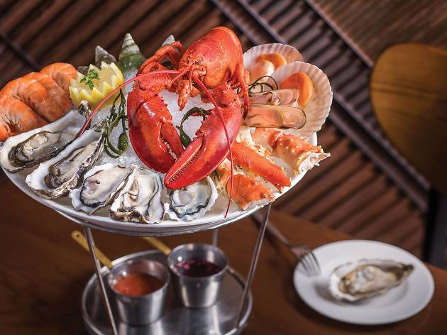 Bostonian Seafood & Grill