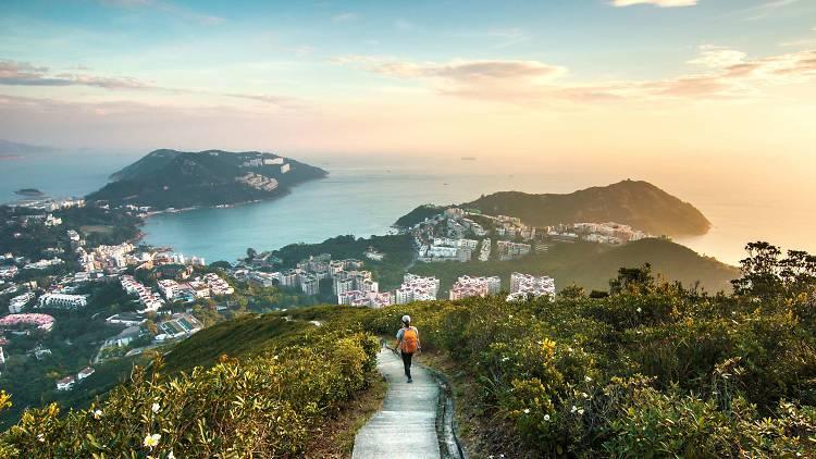 Hong Kong hiking