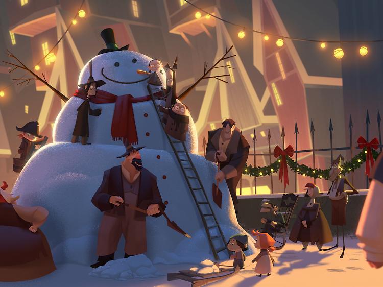 Filmes de animação que não pode perder na Netflix
