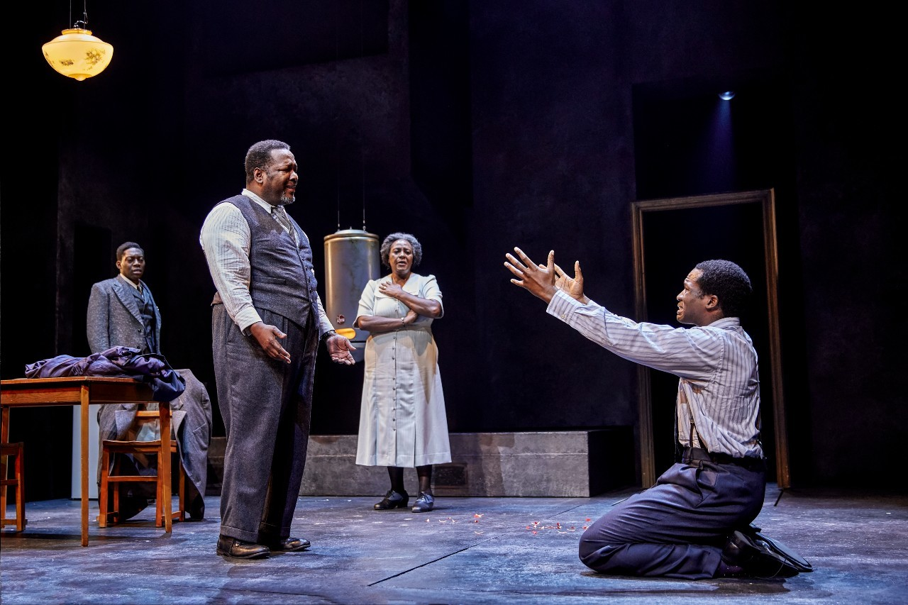 <p>Natey Jones, Wendell Pierce, Sharon D Clarke, Sope Dirisu</p>