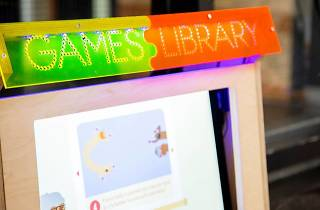 Games Library Night