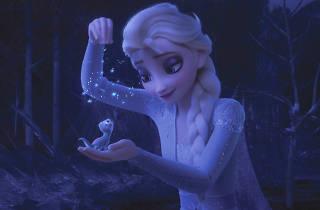 Frozen II - O Reino do Gelo