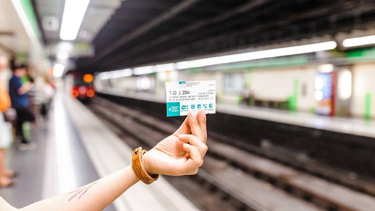 T10 Metro Barcelona
