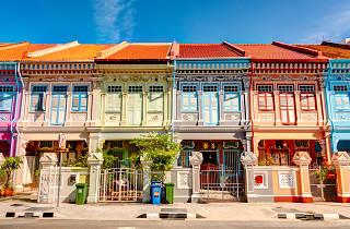katong, shophouses
