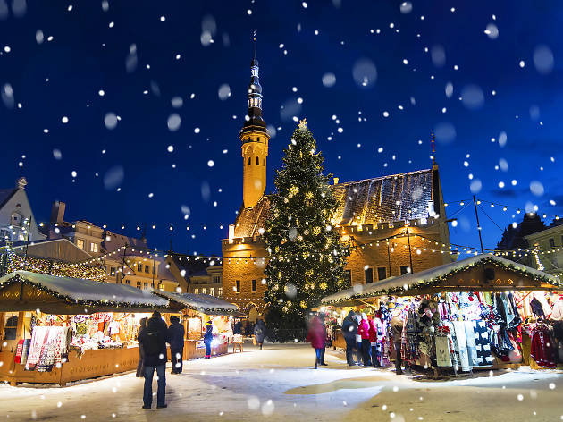 The best Christmas markets to visit this winter