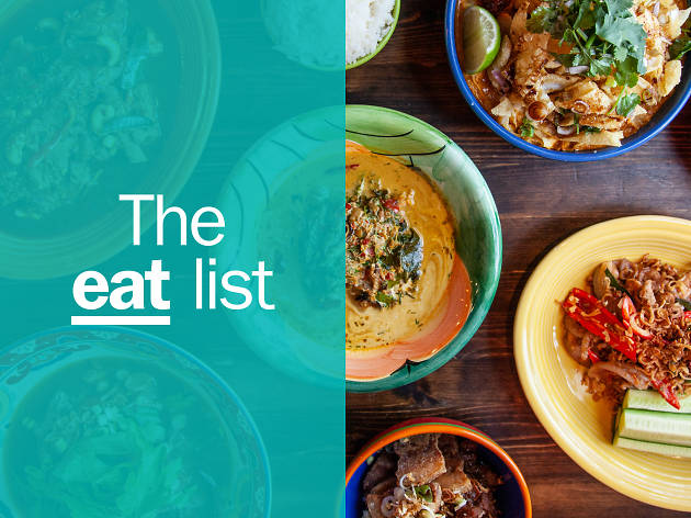 The Time Out EAT List