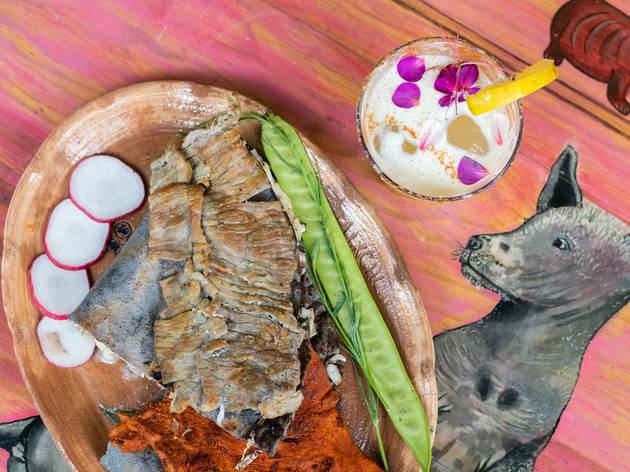 Comixcal, el restaurante de comida oaxaqueña en la CDMX
