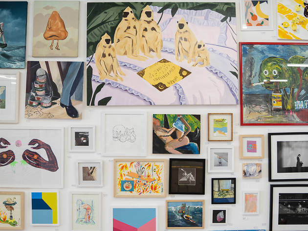 FAIN. Feria de Arte Individual