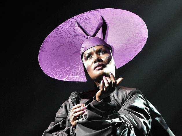 Just announced: Grace Jones will curate Meltdown 2020
