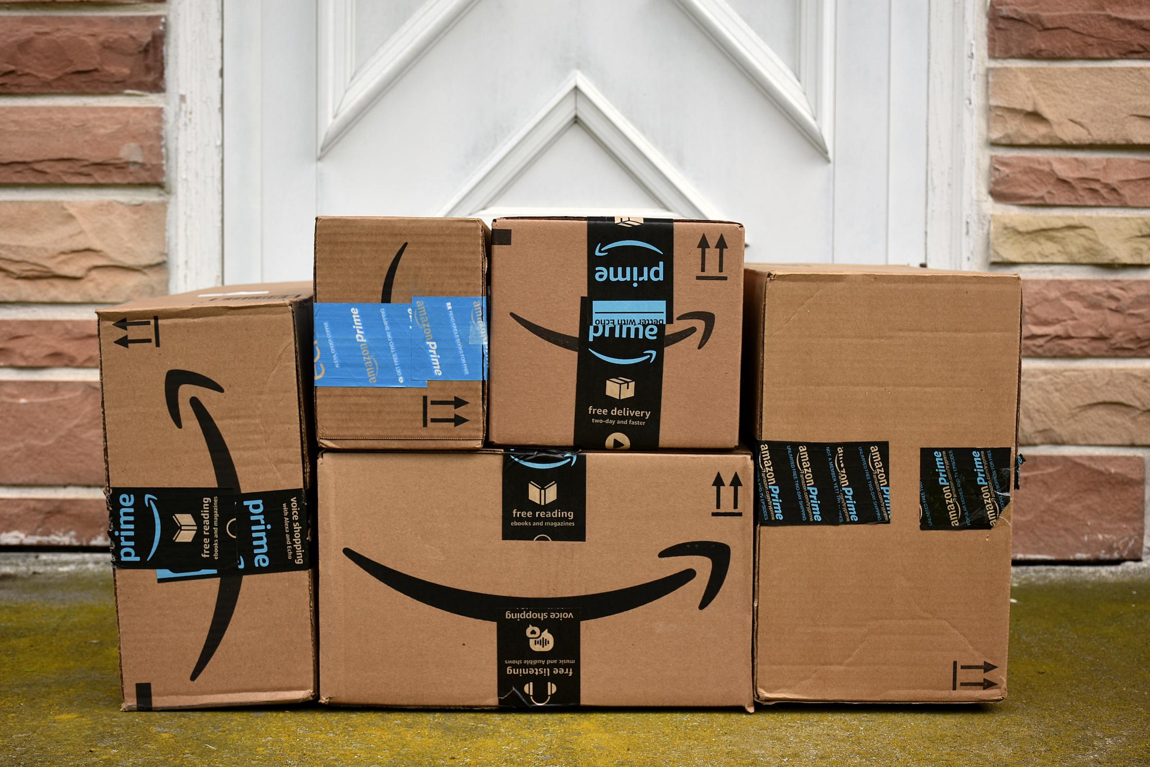 Amazon reabrirá su pop up store por el Black Friday