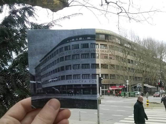 Šubićeva street (Tvornica Kulture)
