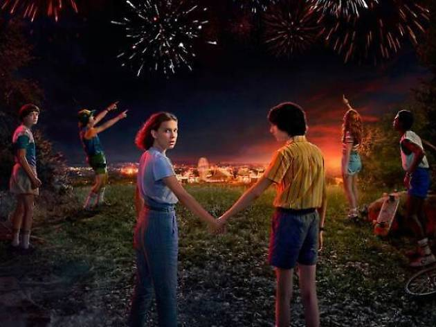 Exclusive: we take a first look at Secret Cinema's new 'Stranger Things' experience