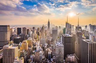 Skyline Midtown NYC