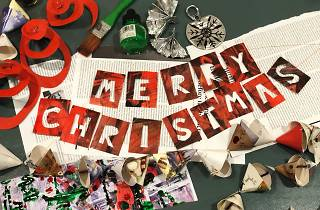 Conscious Christmas Workshop: Upcycled Waste Decorations