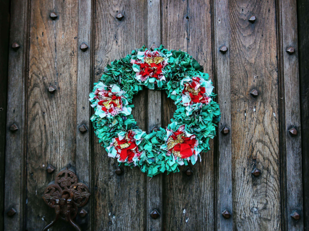 Rag Rug Wreath Making Workshop