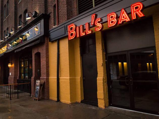 Bill's Bar