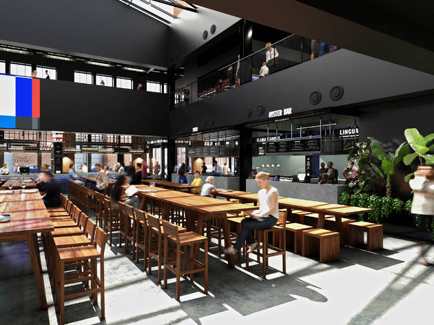 Time Out Market Chicago announces November 21 opening date and reveals final additions to its stellar culinary lineup, an exciting beverage program and cultural activations