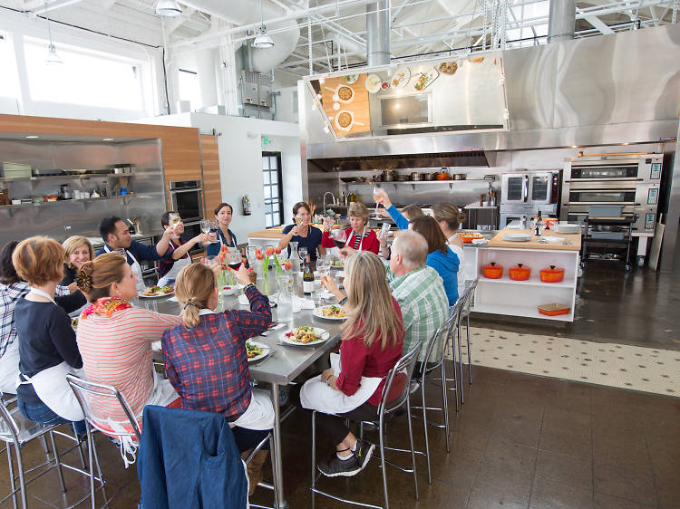SF Cooking School