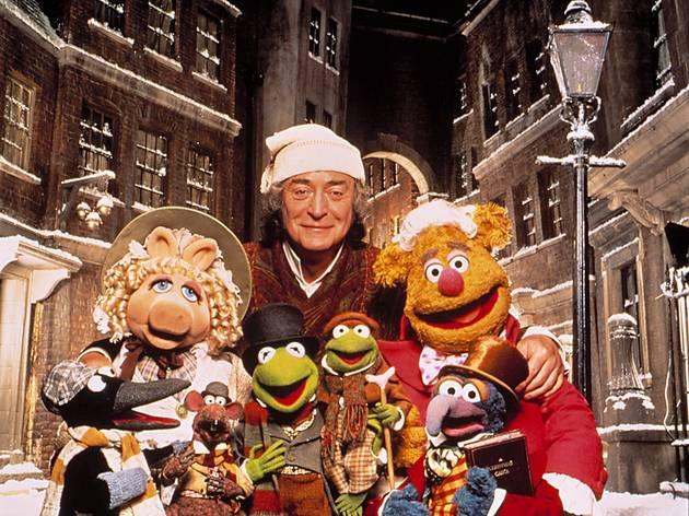 Muppet Christmas Carrol