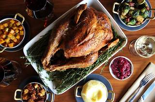 Best Thanksgiving dinner LA Los Angeles