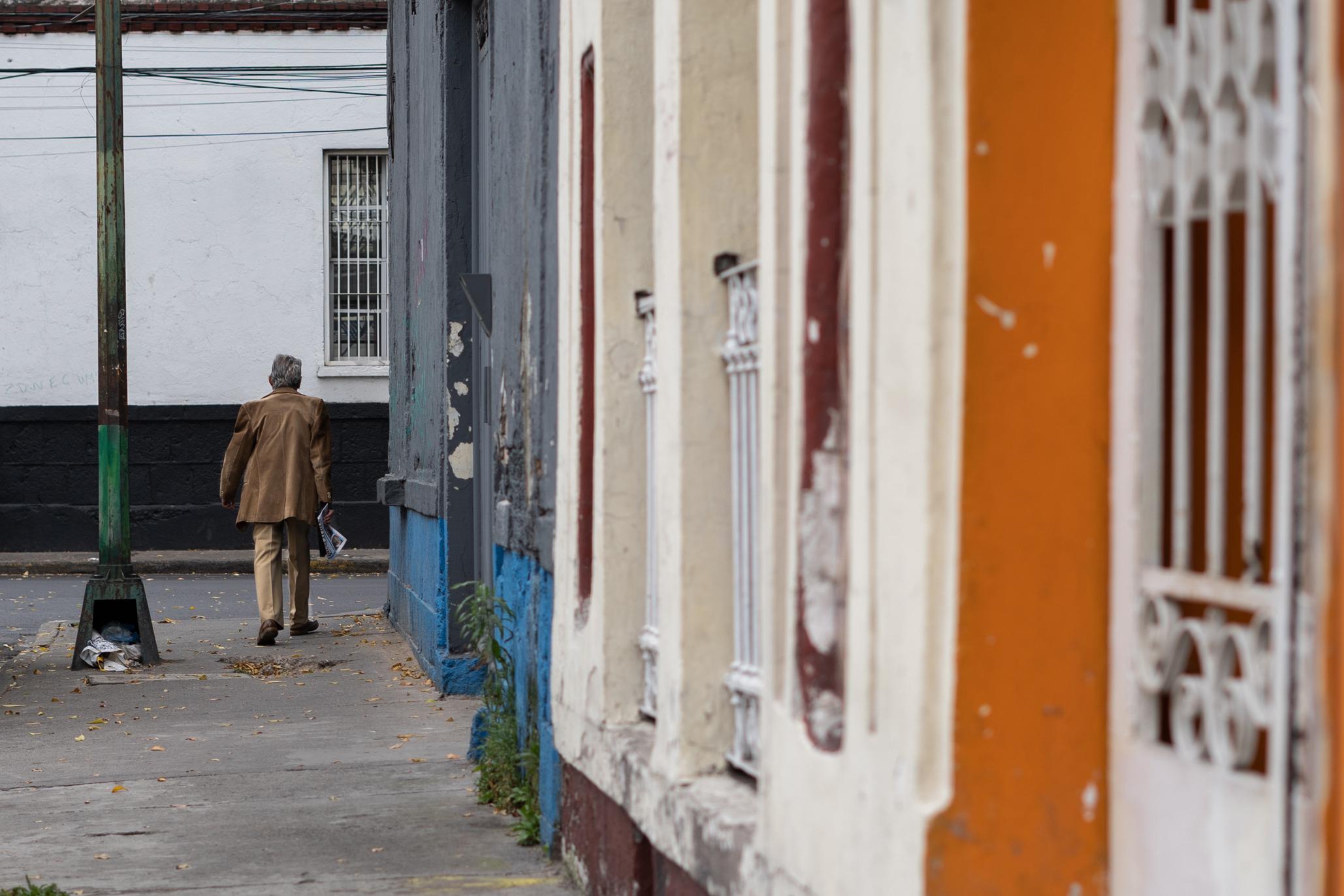 Calles de Santa María la Ribera en la CDMX