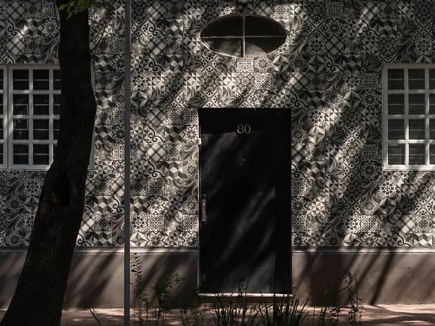 Arquitectura de la San Miguel Chapultepec en la CDMX