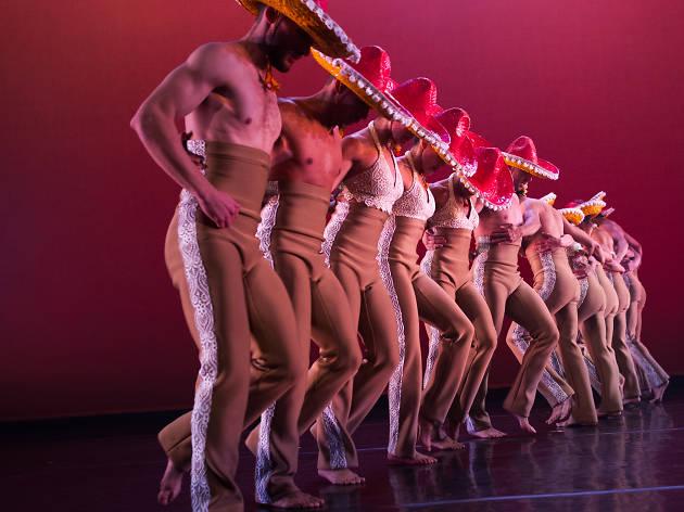 Ballet Hispánico in Con Brazos Abiertos