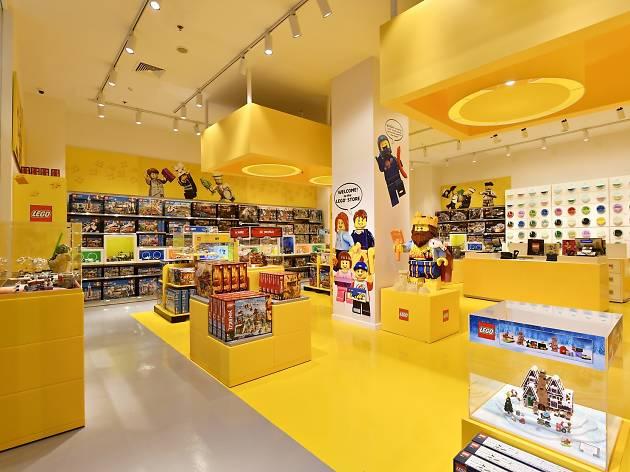 LEGO Shop แห่งที่ 2 ของไทยเปิดแล้วที่เมกาบางนาพร้อมไฮไลต์เลโก้เรือสุพรรณหงส์
