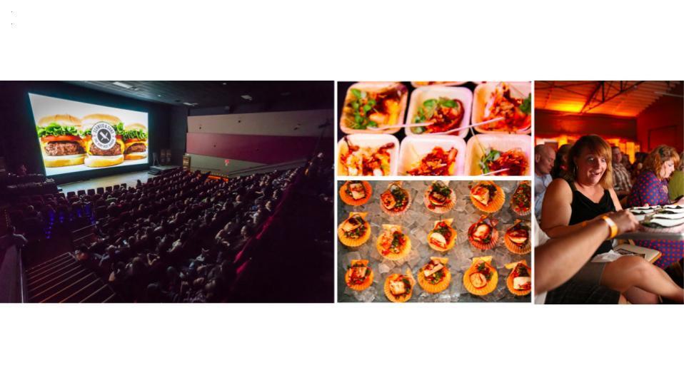 The Food Film Festival Tokyo