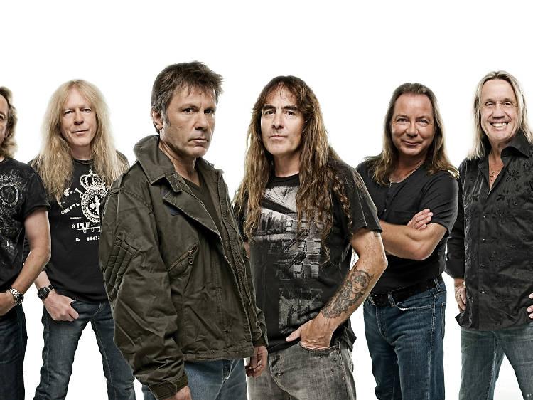 Iron Maiden + Within Temptation [NOVA DATA]